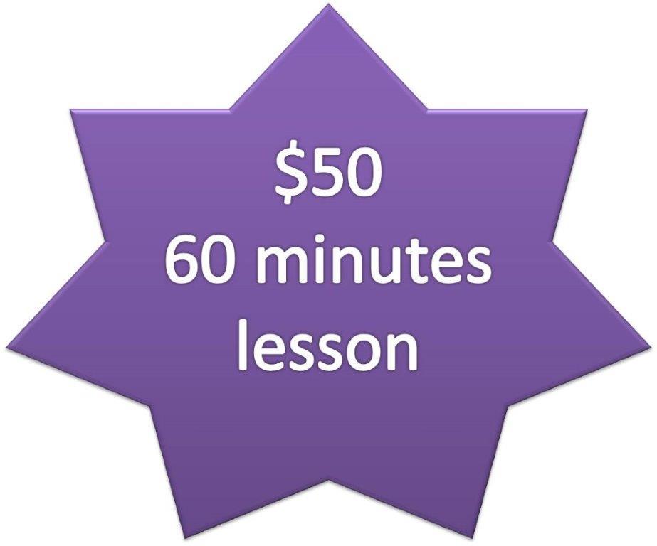 Single $50 60minutes